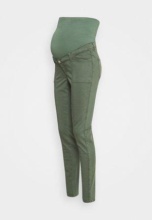 PANTS - Trousers - vinyard green