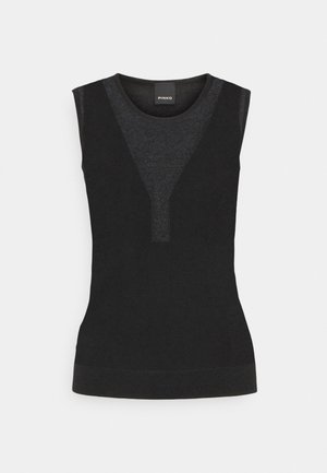 PLAYOFFMAGLIA INTARSIO - Jumper - black