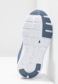 LICO - COLOUR - Sneaker low - blau/grau/rosa - 5
