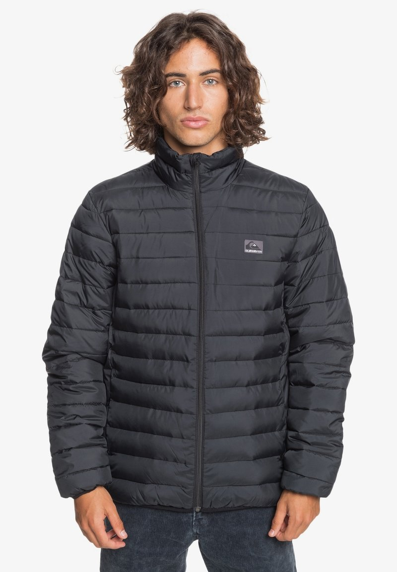 Quiksilver - SCALY  - Winter jacket - black