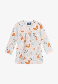 Sanetta Kidswear - Korte jurk - grau - 0