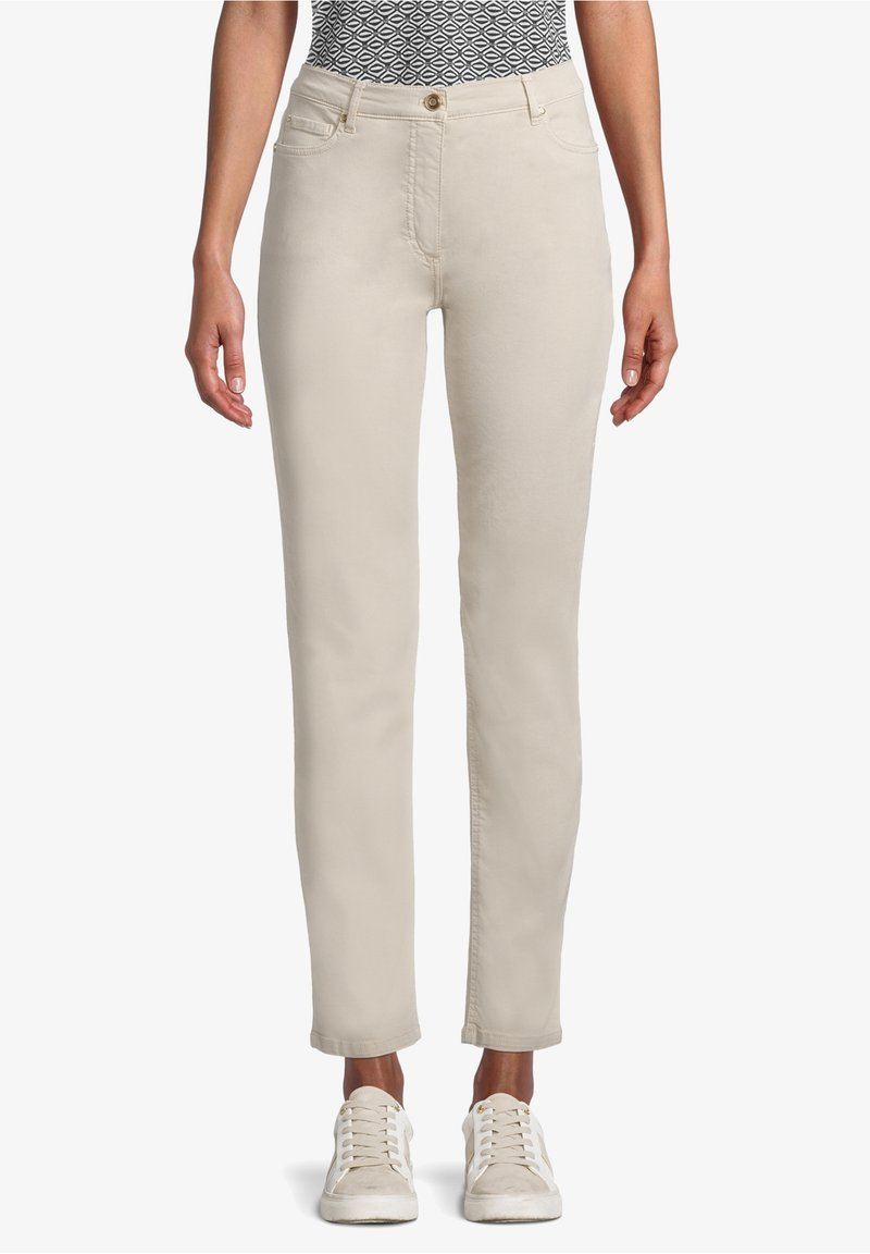 Betty Barclay - PERFECT BODY - Trousers - beige