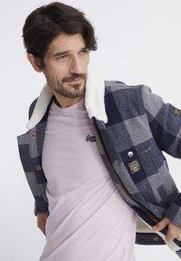 Superdry - VINTAGE CREW - Basic T-shirt - chalk pink - 3