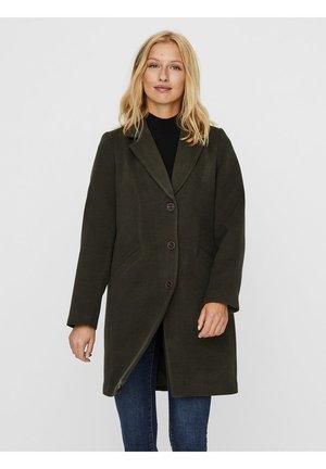 Manteau classique - peat