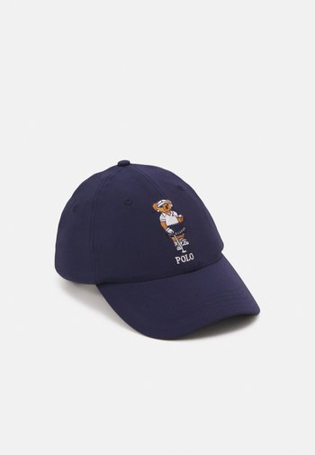 BEAR HAT - Lippalakki - french navy