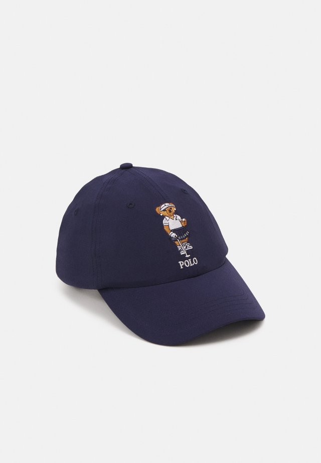 BEAR HAT - Kšiltovka - french navy