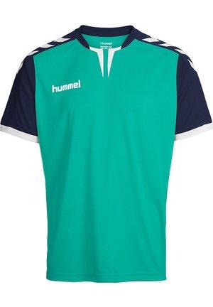 CORE - T-shirt imprimé - atlantis/marine pr