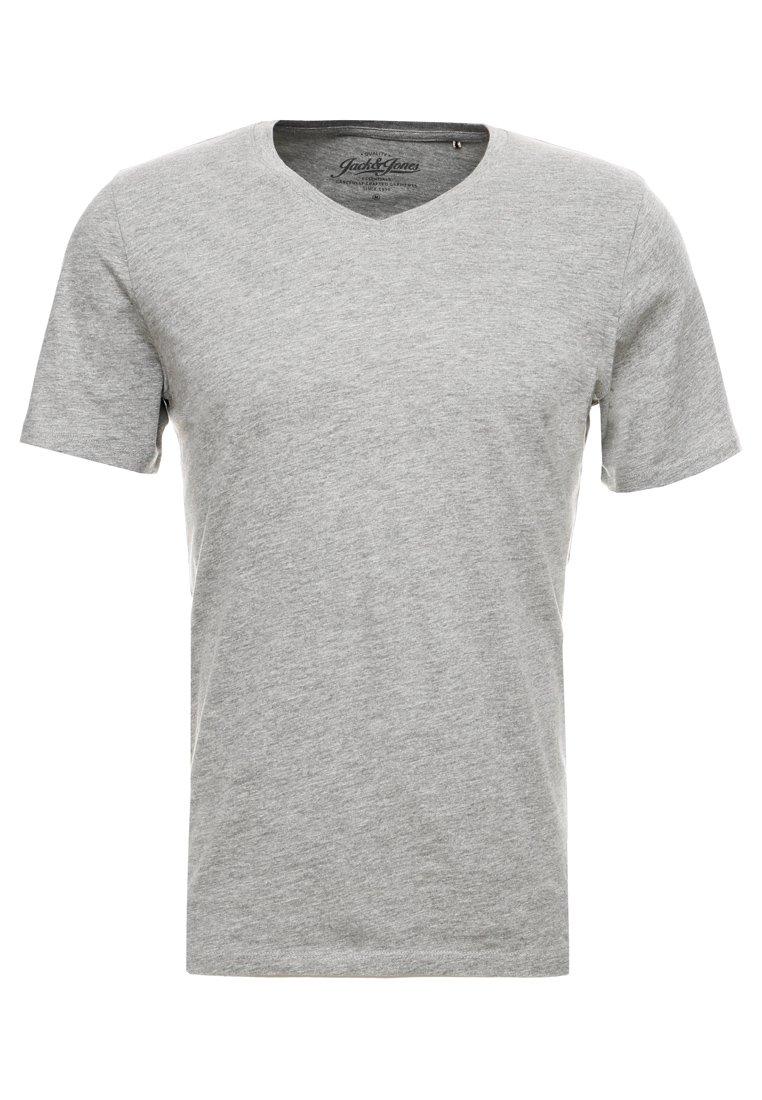 Men JJEPLAIN  - Basic T-shirt