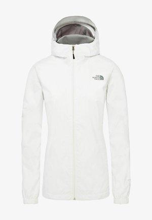 Veste imperméable - white/pache