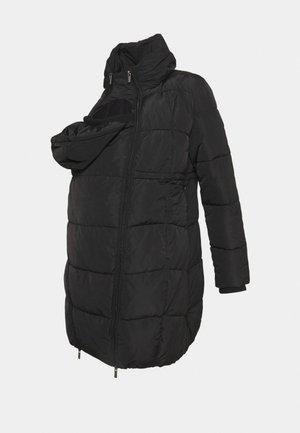 JACKET 3 WAY TESSE - Płaszcz zimowy - black