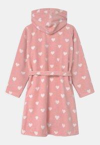 Petit Bateau - HEART - Dressing gown - charme/marshmallow - 1