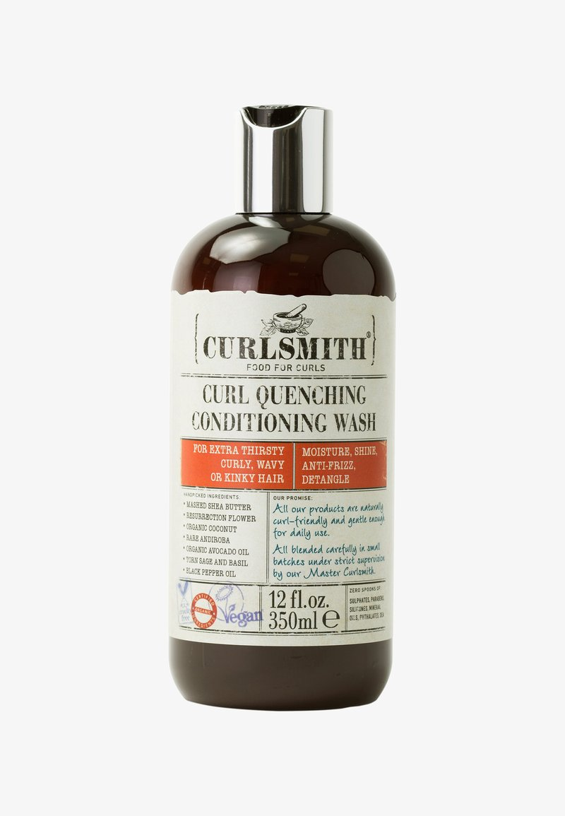 Curlsmith - QUENCHING CONDITIONING WASH 350ML - Conditioner - -