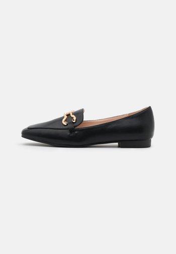 CLARETA - Slippers - black