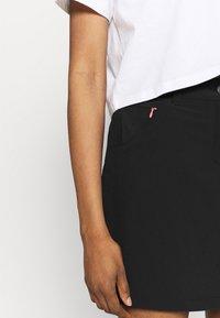Icepeak - BEDRA - Sports skirt - anthracite - 4