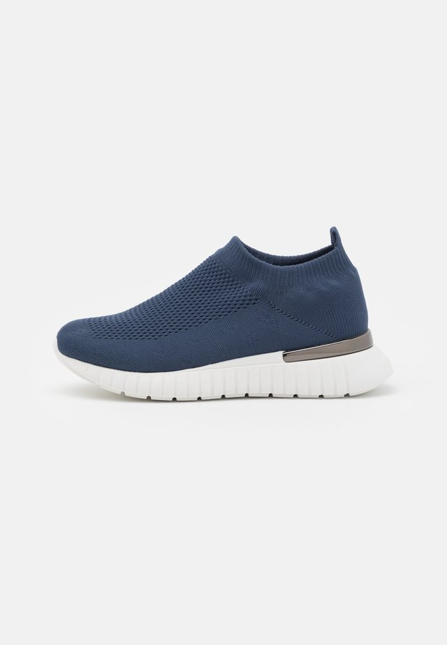 TULIP - Höga sneakers - orion blue