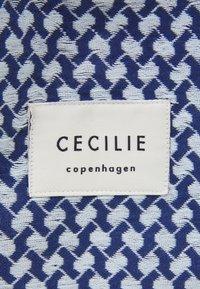 CECILIE copenhagen - SMALL SIGNATURE - Velká kabelka - twilight blue - 3