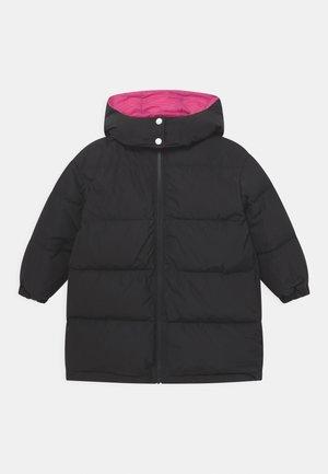 Down coat - nero