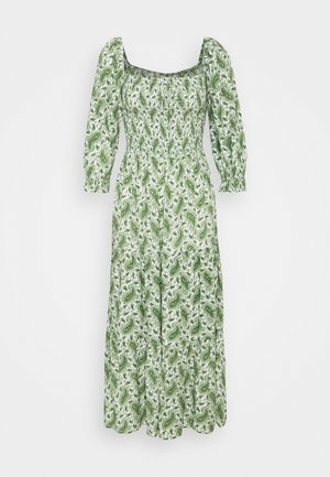 LE GALET DRESS - Day dress - green