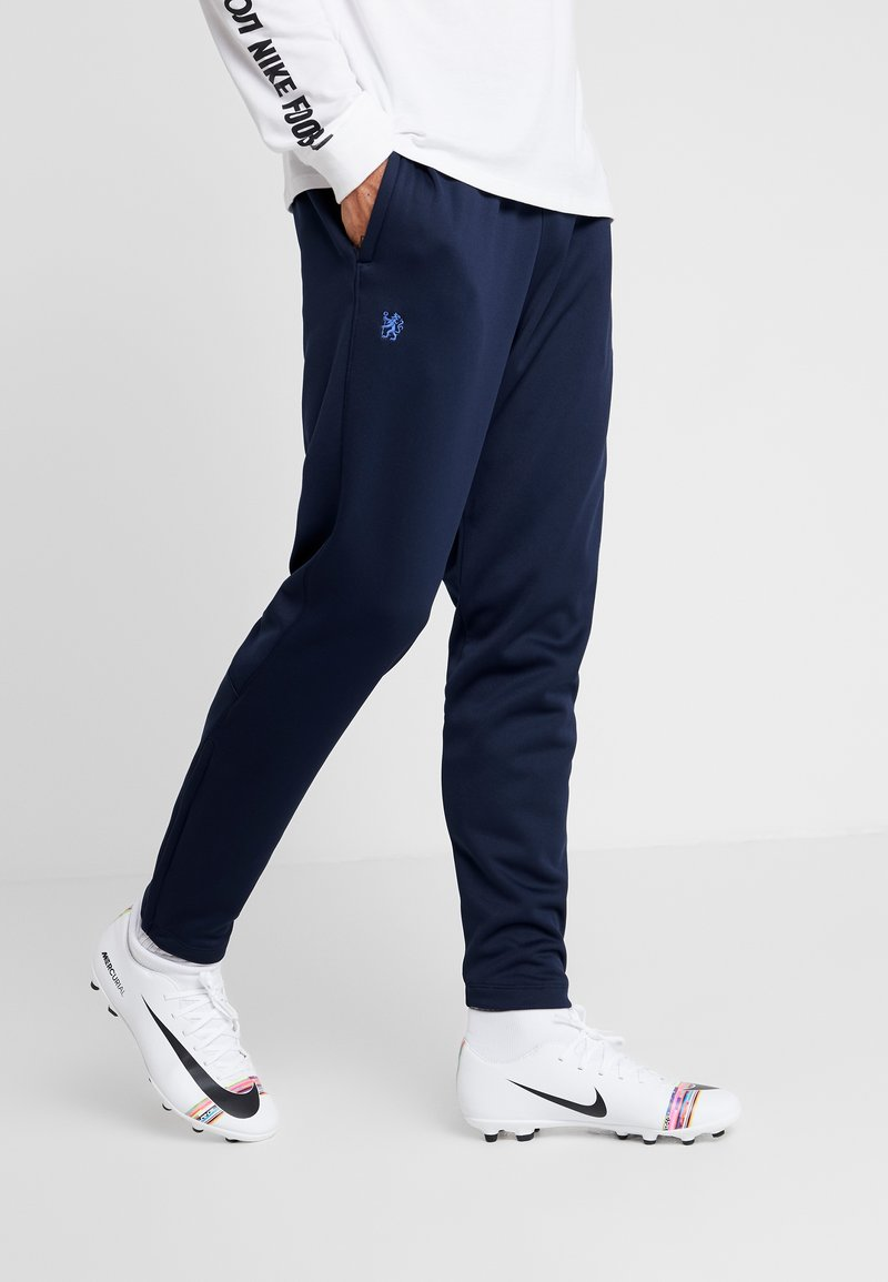Nike Performance - CHELSEA FC PANT - Club wear - obsidian/rush blue