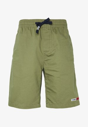BASKETBALL - Kraťasy - uniform olive