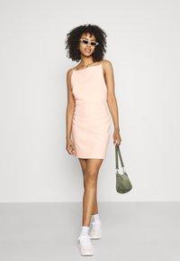 Bec & Bridge - MADDISON BOAT DRESS - Cocktail dress / Party dress - peach - 1