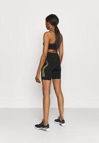 Ellesse - KAFFION SHORT - Leggings - black - 2