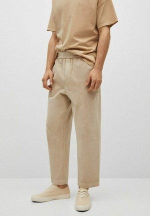 Trousers - hellgrau/pastellgrau