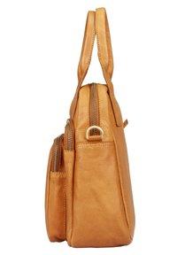 TREATS - MAREN - Handbag - cognac - 3