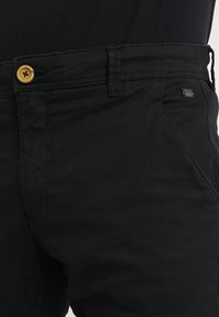 Blend - SLIM FIT - Chino - black - 3