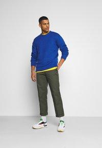 YOURTURN - UNISEX  - Stickad tröja - royal blue - 1