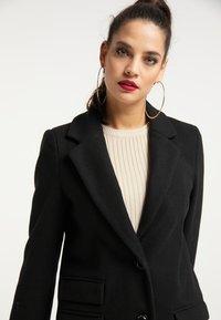 faina - Short coat - schwarz - 3