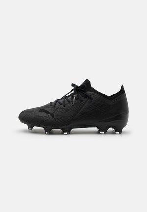 ULTRA 1.2 LAZERTOUCH FG/AG - Chaussures de foot à crampons - black/silver