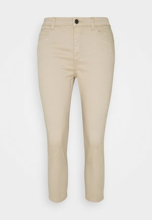 MR CAPRI - Trousers - light beige