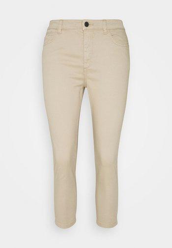 MR CAPRI - Pantaloni - light beige