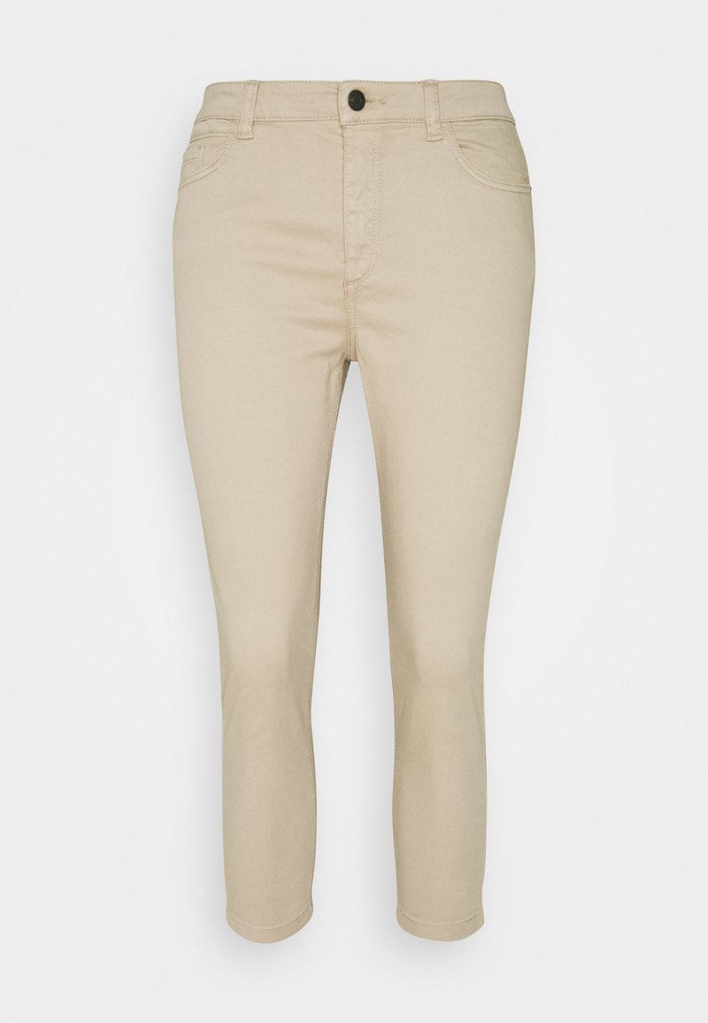 Esprit - MR CAPRI - Pantaloni - light beige