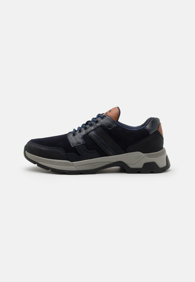 CIRRUS LACE SHOES - Sneakers - navy blue