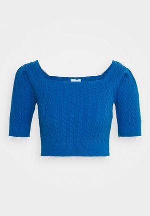 LADIES JUMPER  - Pullover - petrol blue