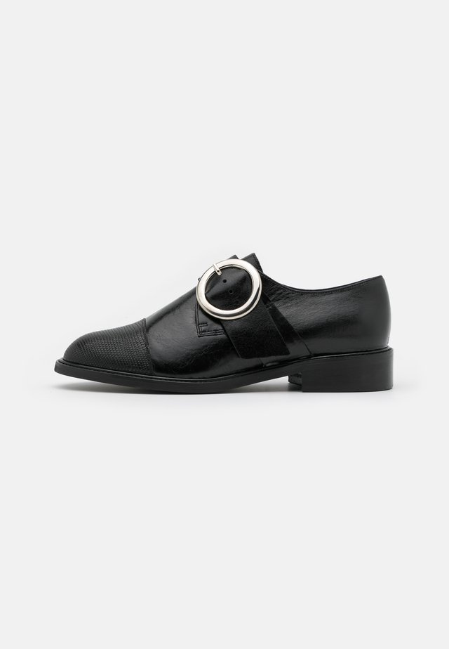 DUNH - Loafers - noir