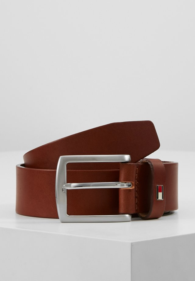 NEW DENTON BELT - Riem - brown