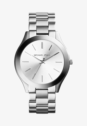 SLIM RUNWAY - Horloge - silver-coloured