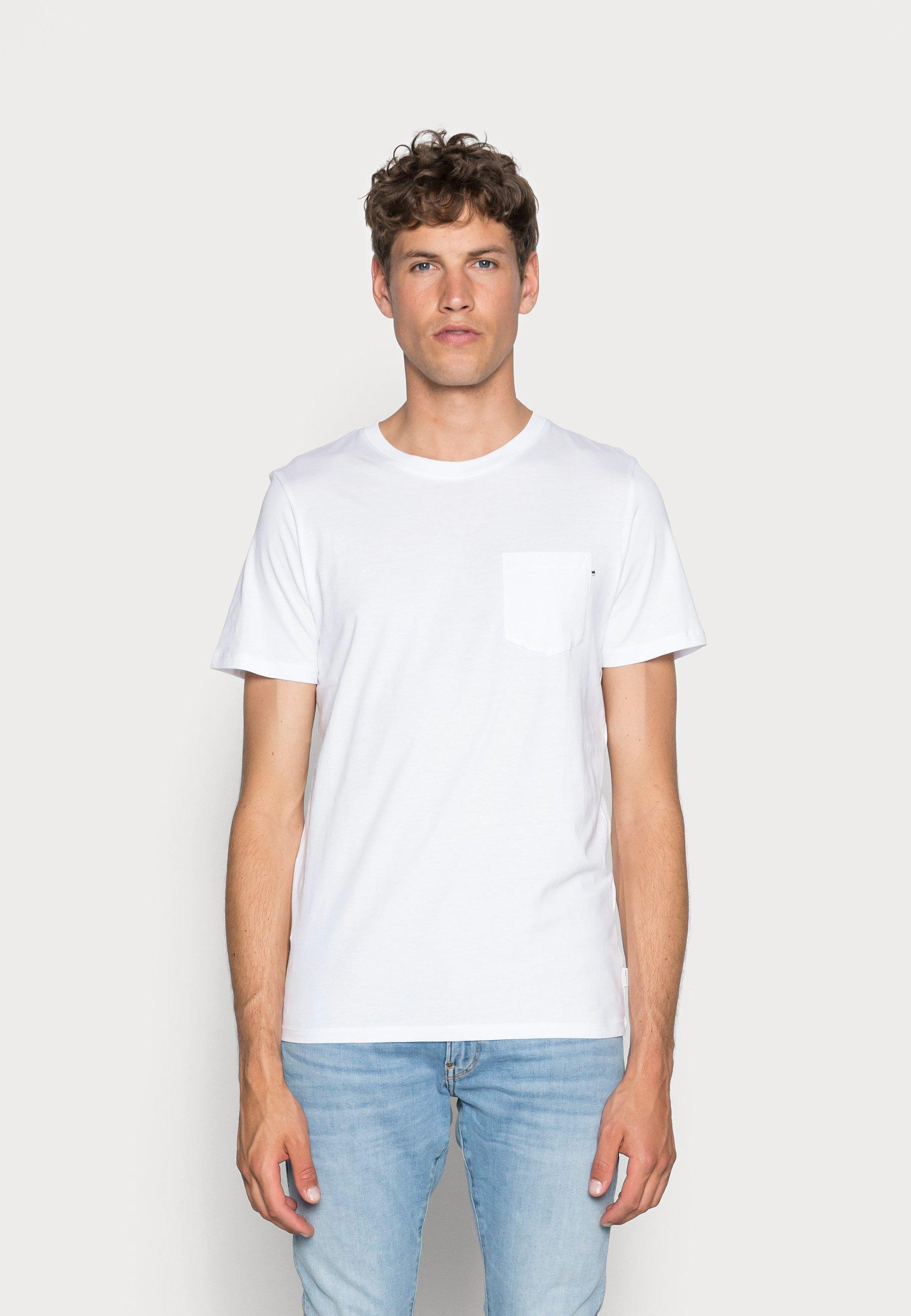 Men JJEPOCKET  - Basic T-shirt