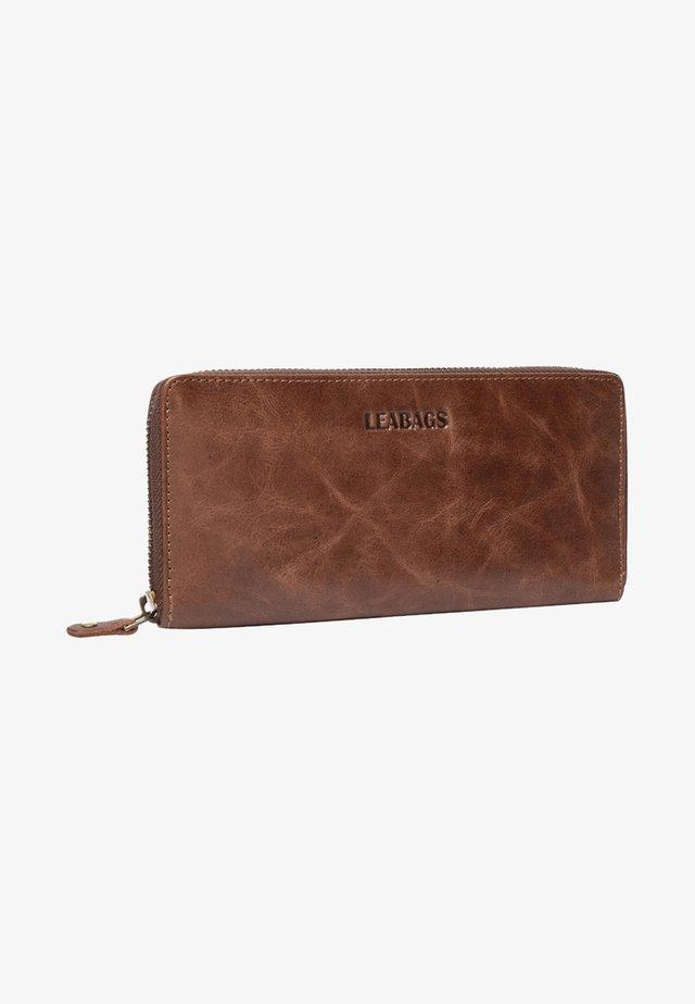 FLORENZ - Wallet - brown