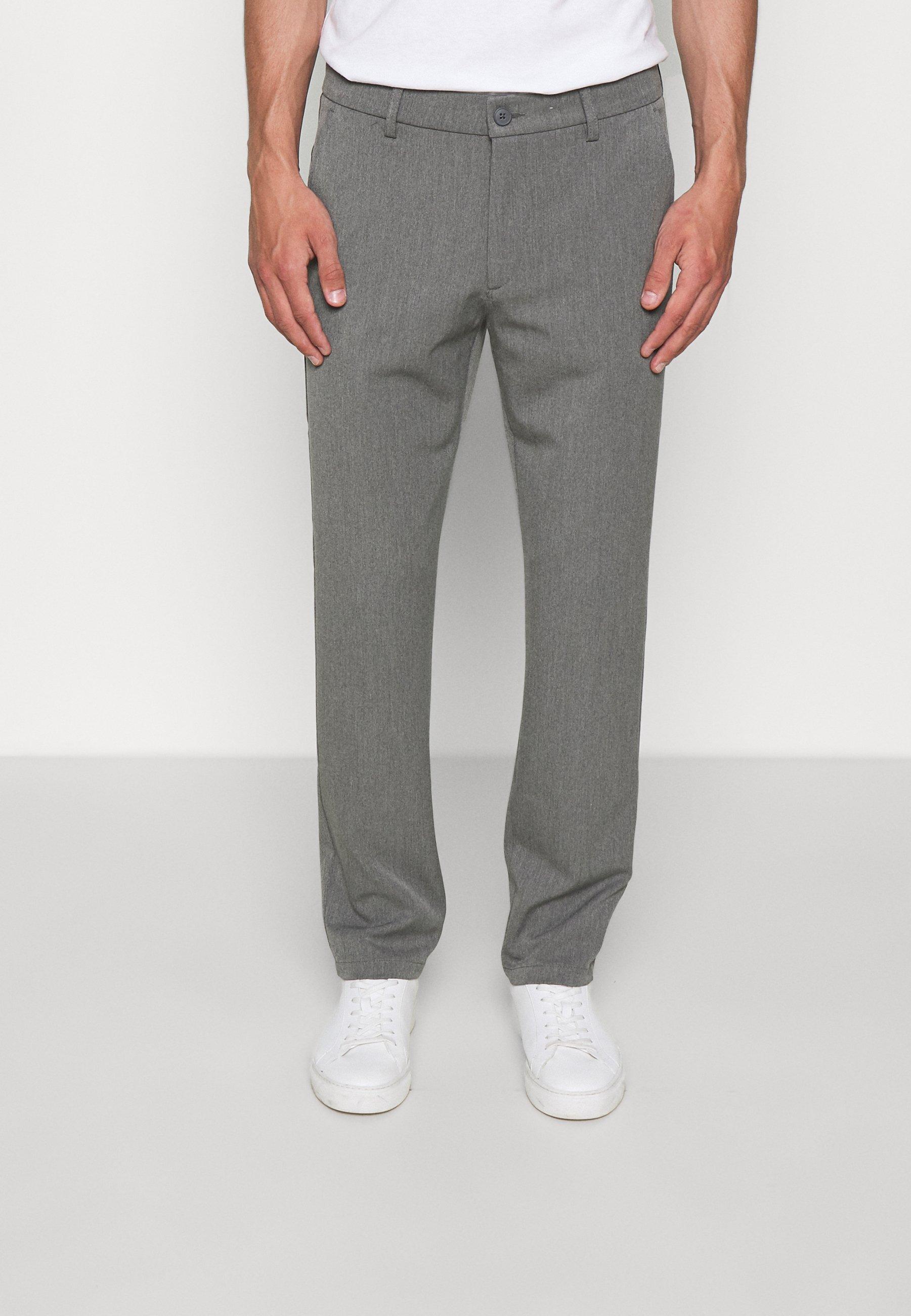 Homme COMO REG SUIT PANTS - Pantalon de costume