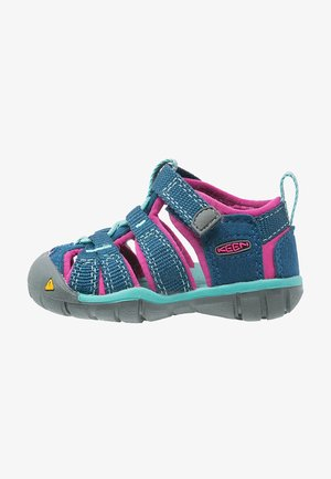SEACAMP II CNX - Walking sandals - poseidon/very berry