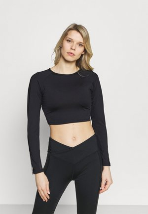 LONGSLEEVE - Pitkähihainen paita - black