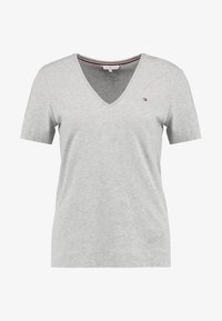 Tommy Hilfiger - LUCY  - Basic T-shirt - grey - 3