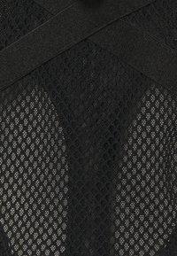 Hunkemöller - RAFFAELA  - Tanga - caviar - 2