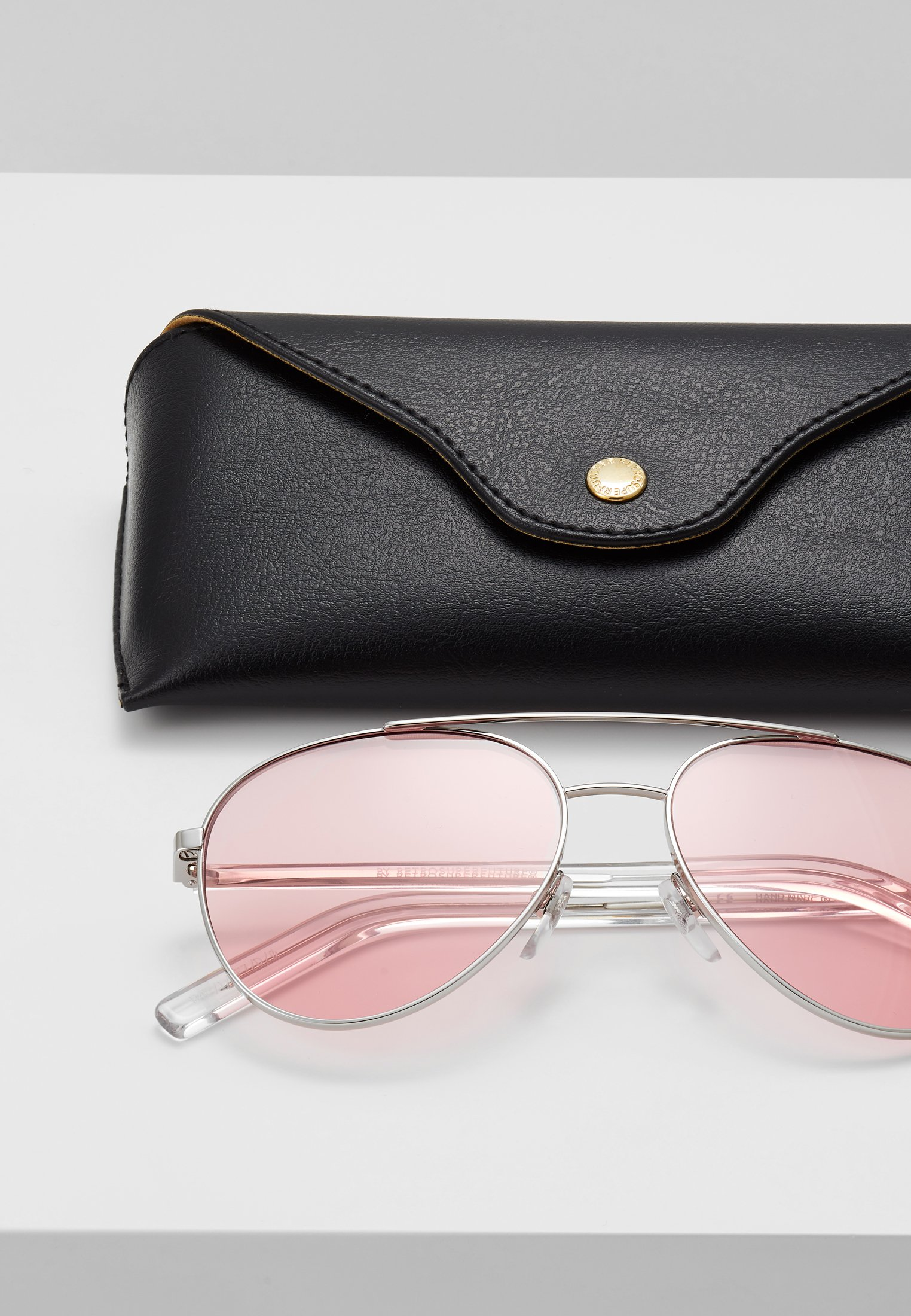 Particular Discount Outlet RETROSUPERFUTURE IDEAL - Sunglasses - pink | men's accessories 2020 z6iNf