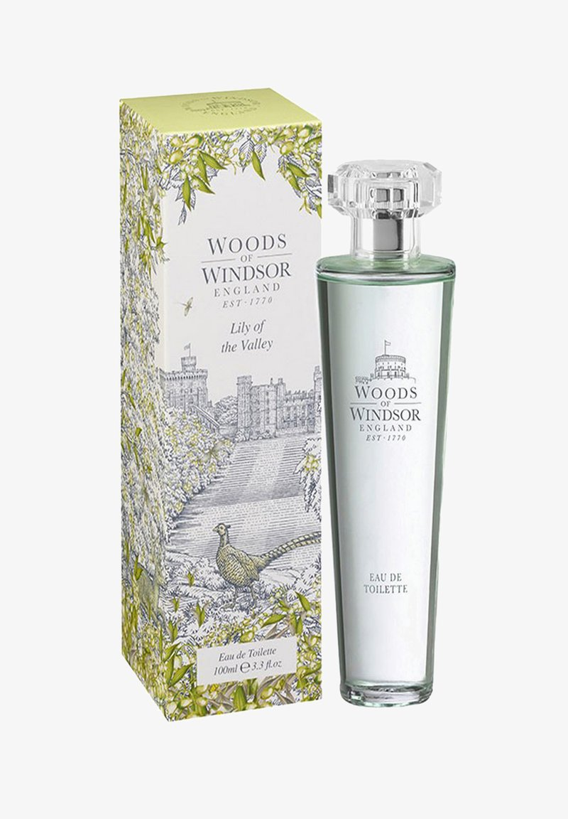 Woods of Windsor - OF THE VALLEY EAU DE TOILETTE 100 ML - Eau de Toilette - -
