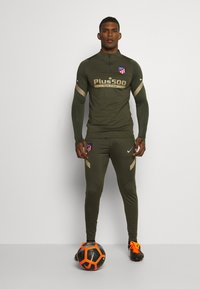 Nike Performance - ATLETICO MADRID DRY PANT - Club wear - cargo khaki/khaki - 1